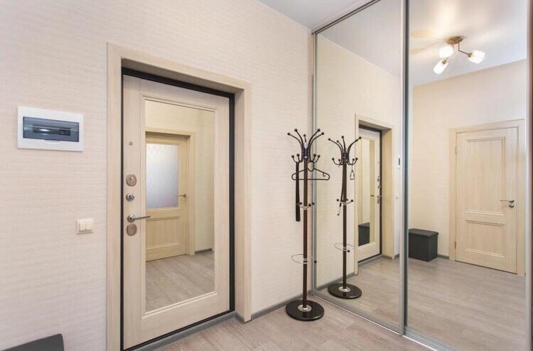 Апартаменты/квартира  Апартаменты на Воскресенском 12  - отзывы Booking