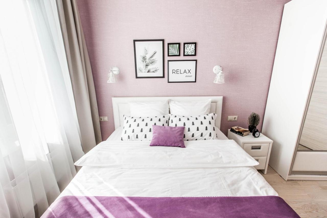 Апартаменты/квартира  Апартаменты Фиолетовый диванчик  - отзывы Booking