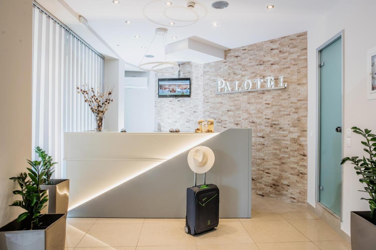 Апарт-отель Palotel Luxury Gouvia Corfu
