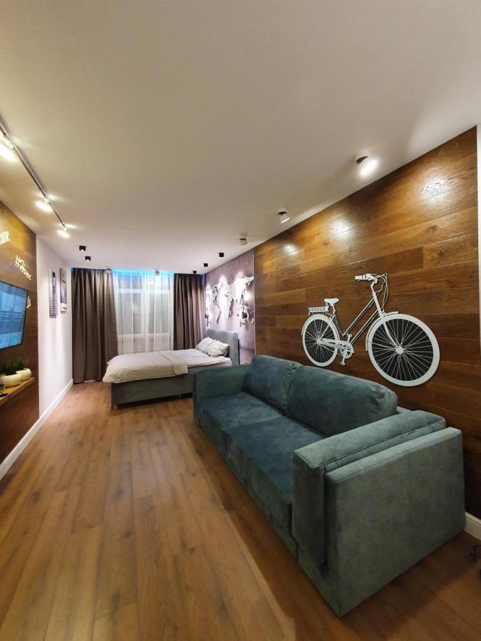 Апартаменты/квартира  Travel Design Apartments YarCity  - отзывы Booking