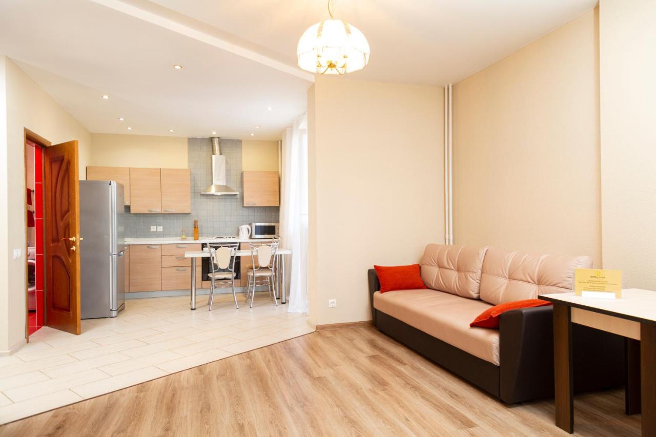 Апартаменты/квартира  2-х Комнатные апартаменты на Проспекте Ленина 112