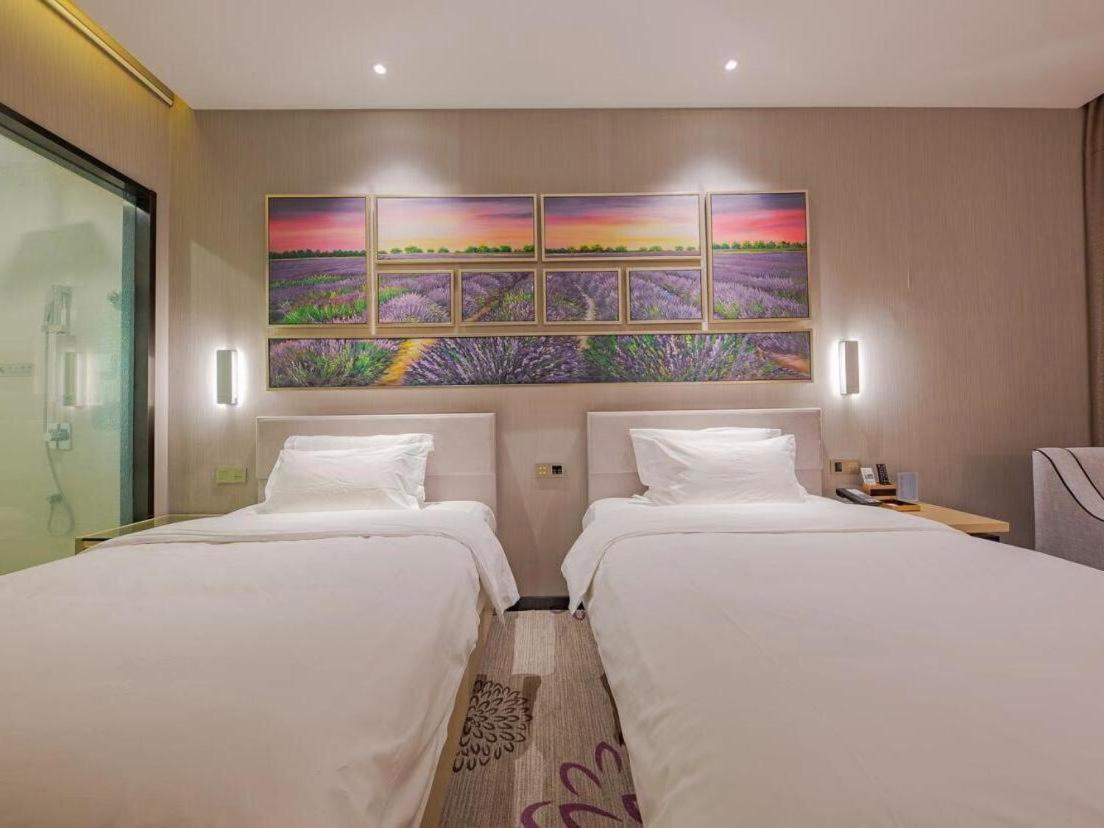 Отель  Lavande Hotel Ningbo Railway Station Branch  - отзывы Booking
