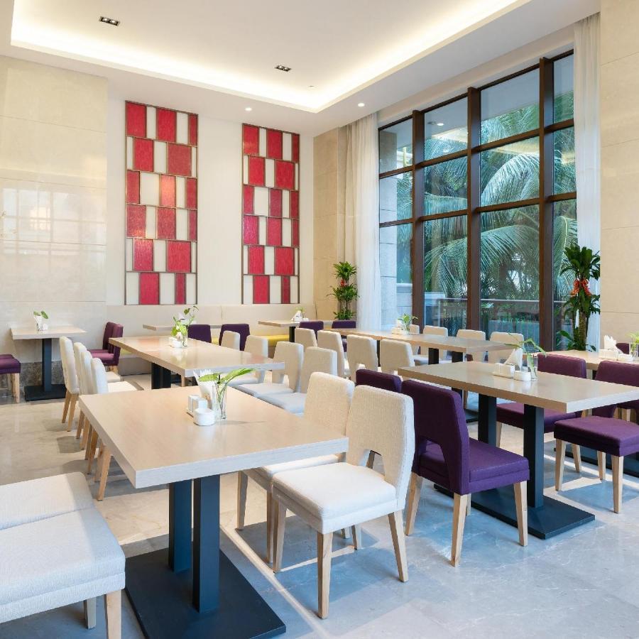Отель  Отель  Lavande Hotel Haikou Binhai Avenue