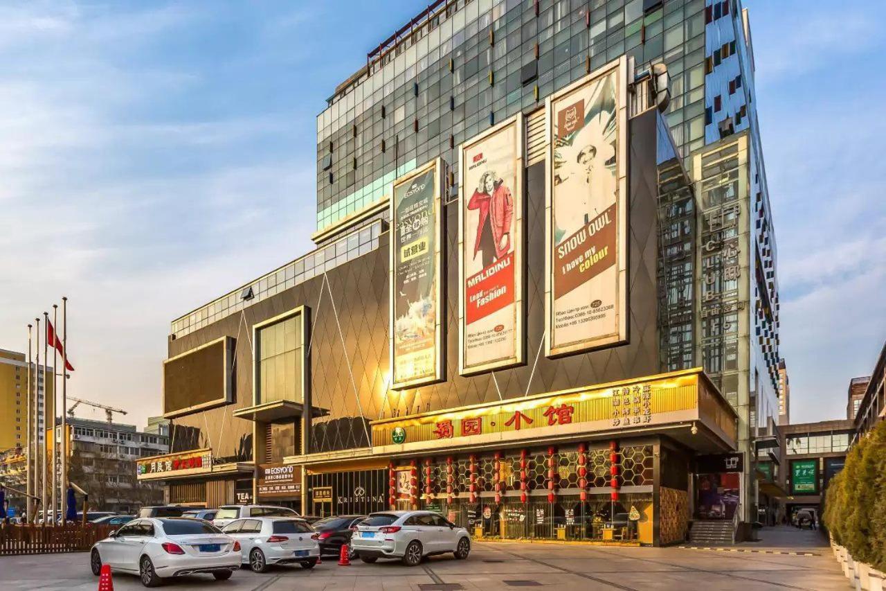 Отель  Yashi International Aparthotel  - отзывы Booking