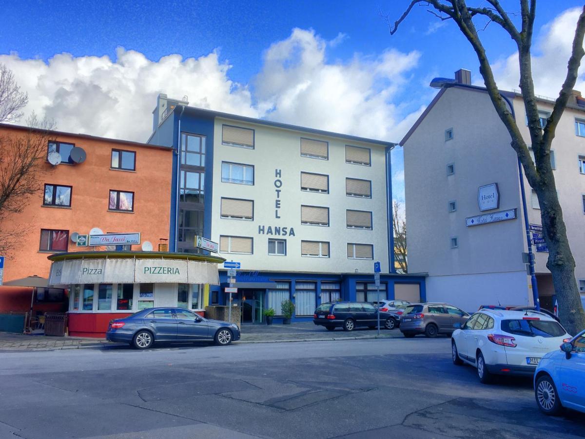 Отель  Hotel Hansa  - отзывы Booking