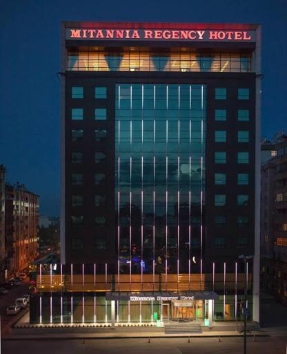 Отель  Отель  Mitania