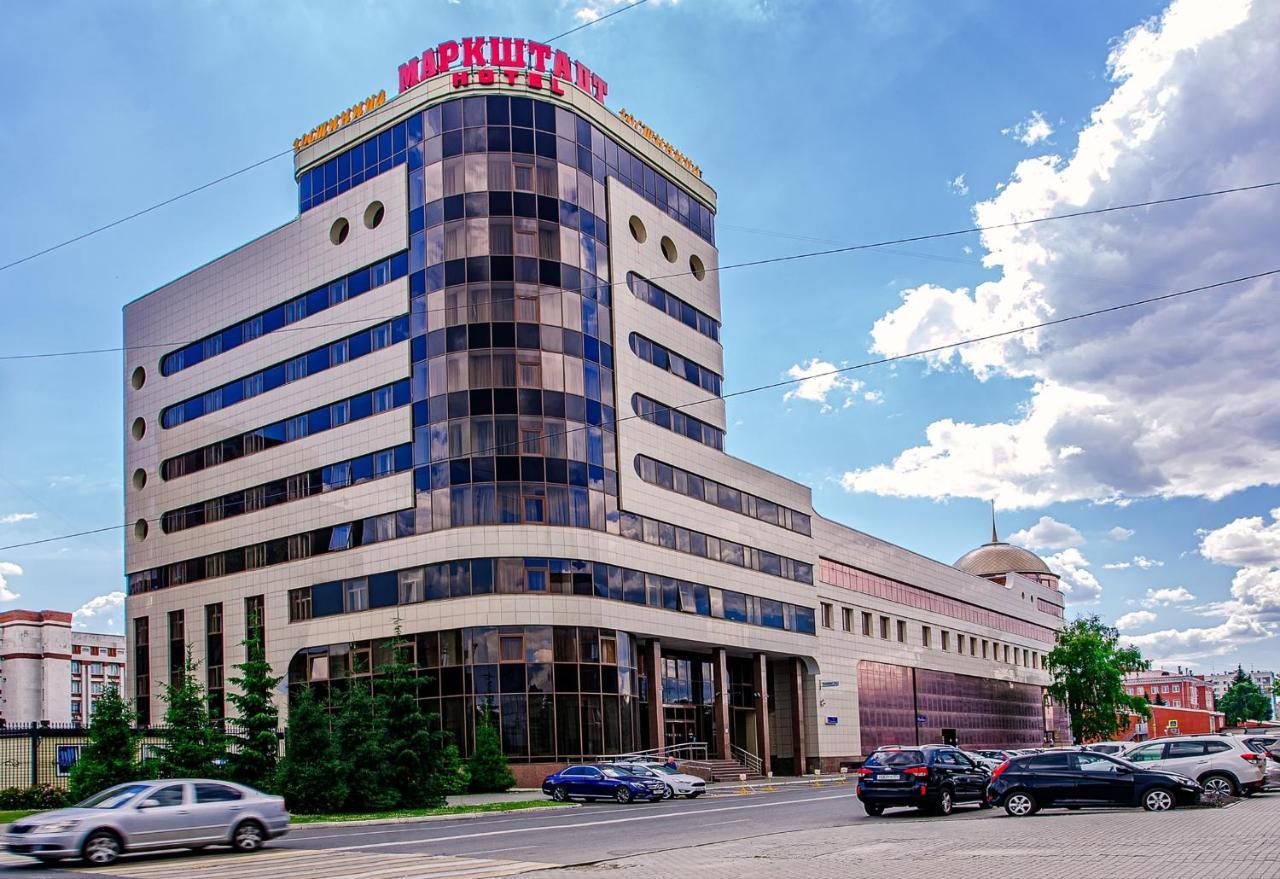 Отель  Отель  Отель Маркштадт