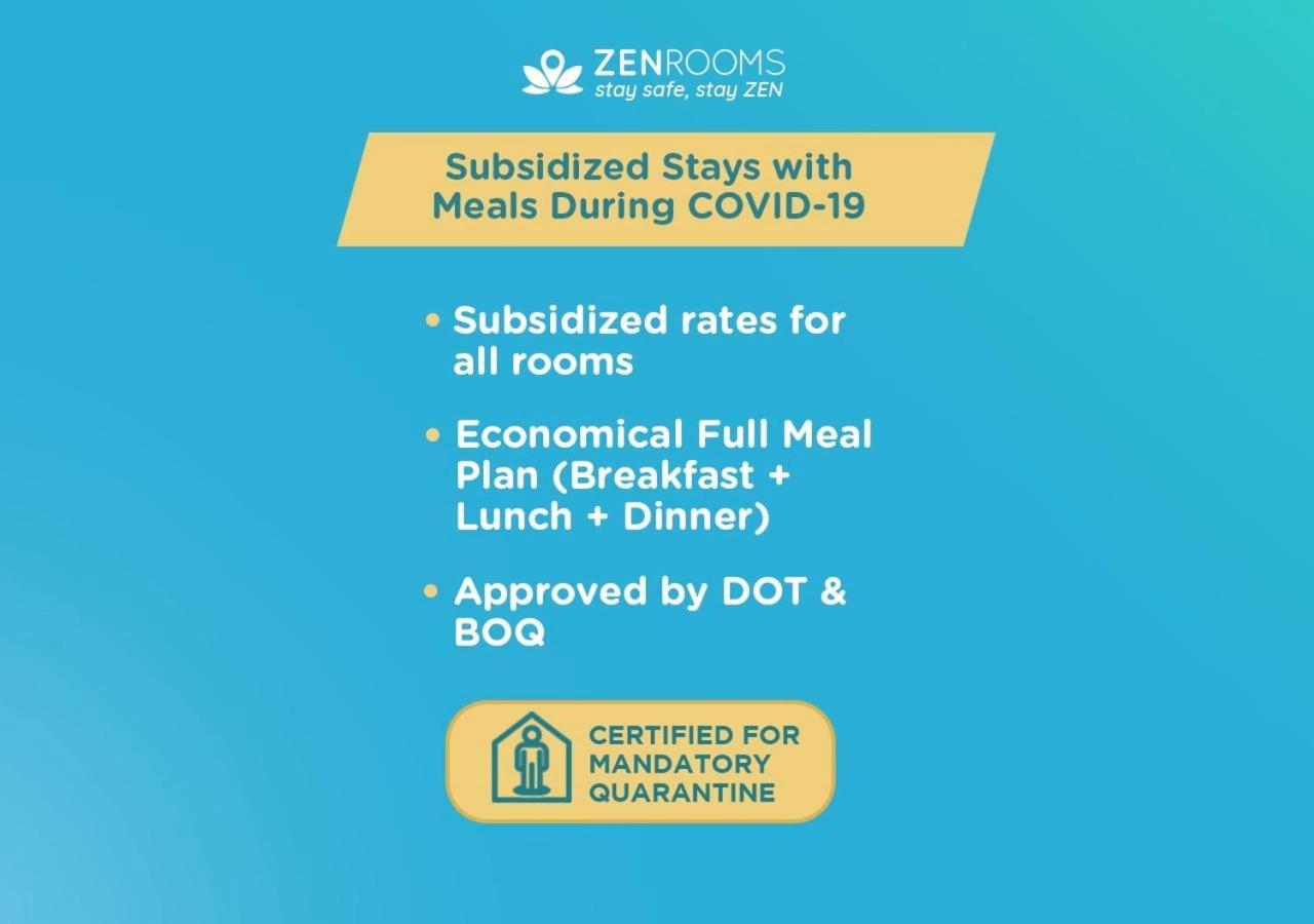 Отель  ZEN Rooms Madison 101 QC  - отзывы Booking