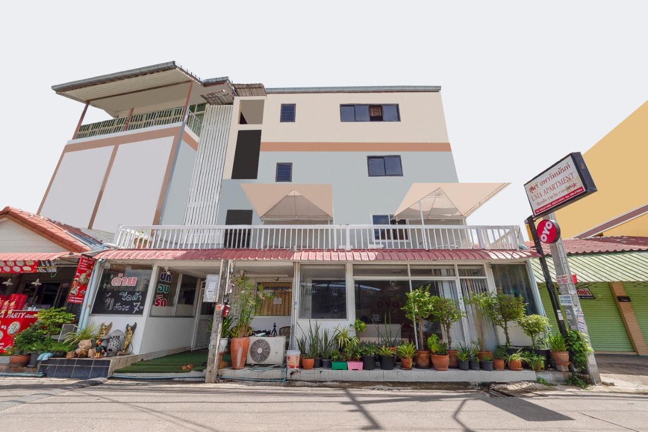 Отель  OYO 1165 Uma Apartment  - отзывы Booking