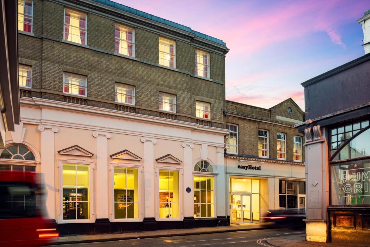 Отель  easyHotel Ipswich  - отзывы Booking