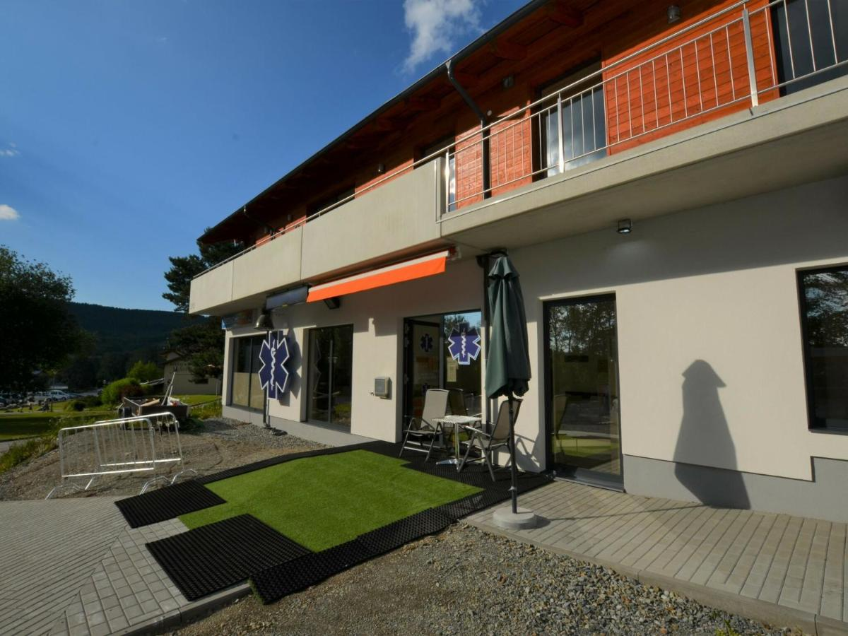 Апартаменты/квартира  Modern Apartment In Lipno 200m From The Shore And 800m From The Ski Lift