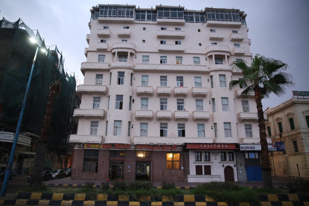 Отель  Semiramis Hotel Alexandria