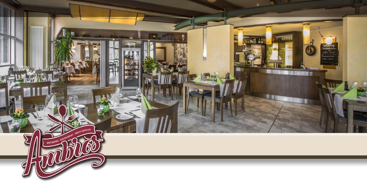 Restaurant bettingen ambros winterbottom stakes betting websites