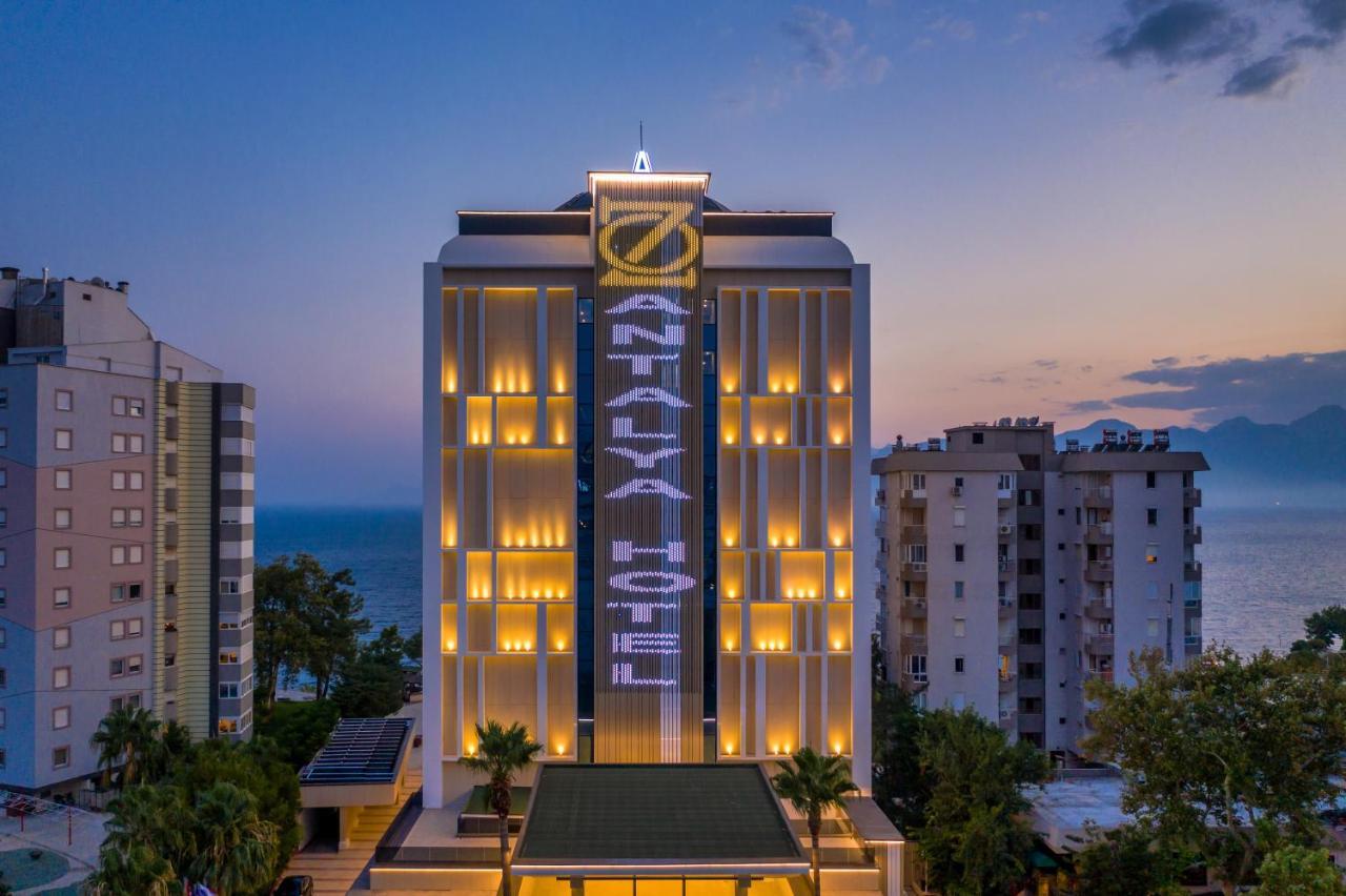 Отель  Отель  Antalya Hotel Resort & Spa