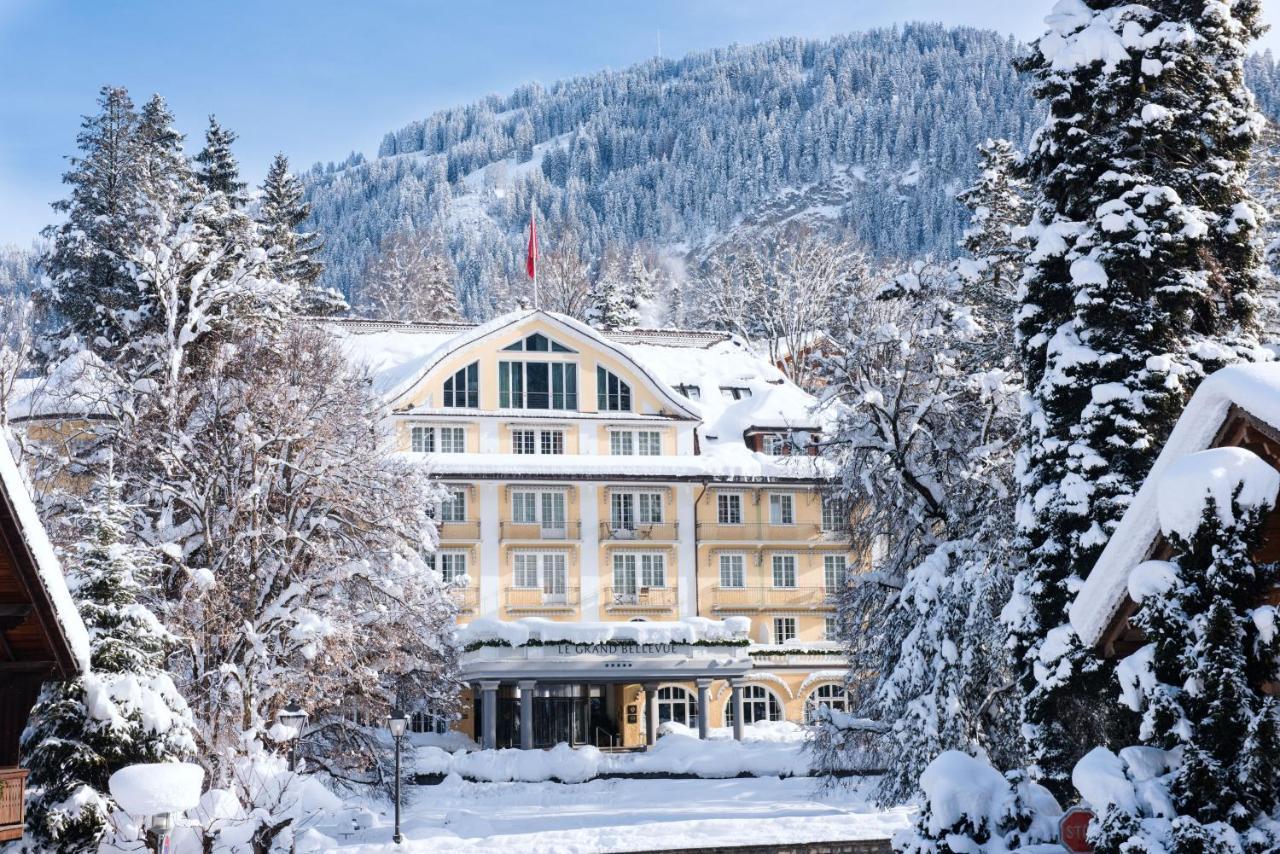 Отель Le Grand Bellevue