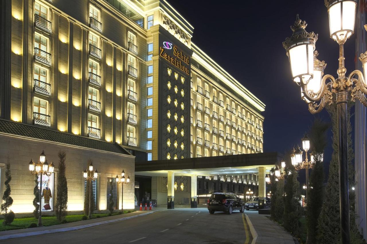 Отель  Отель  Sahid Zarafshon