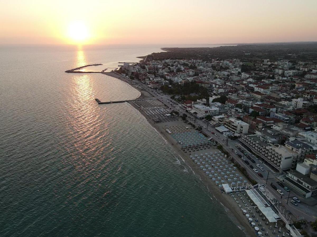 Отель  Aegean Blue Beach Hotel  - отзывы Booking