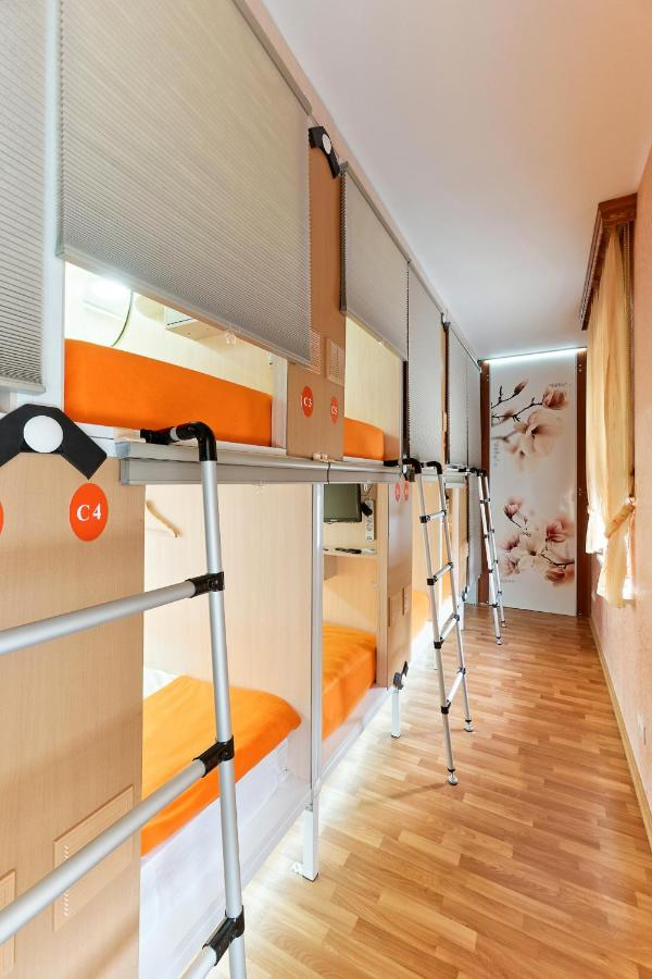 Фото  Капсульный отель  CapsuleCity Hostel