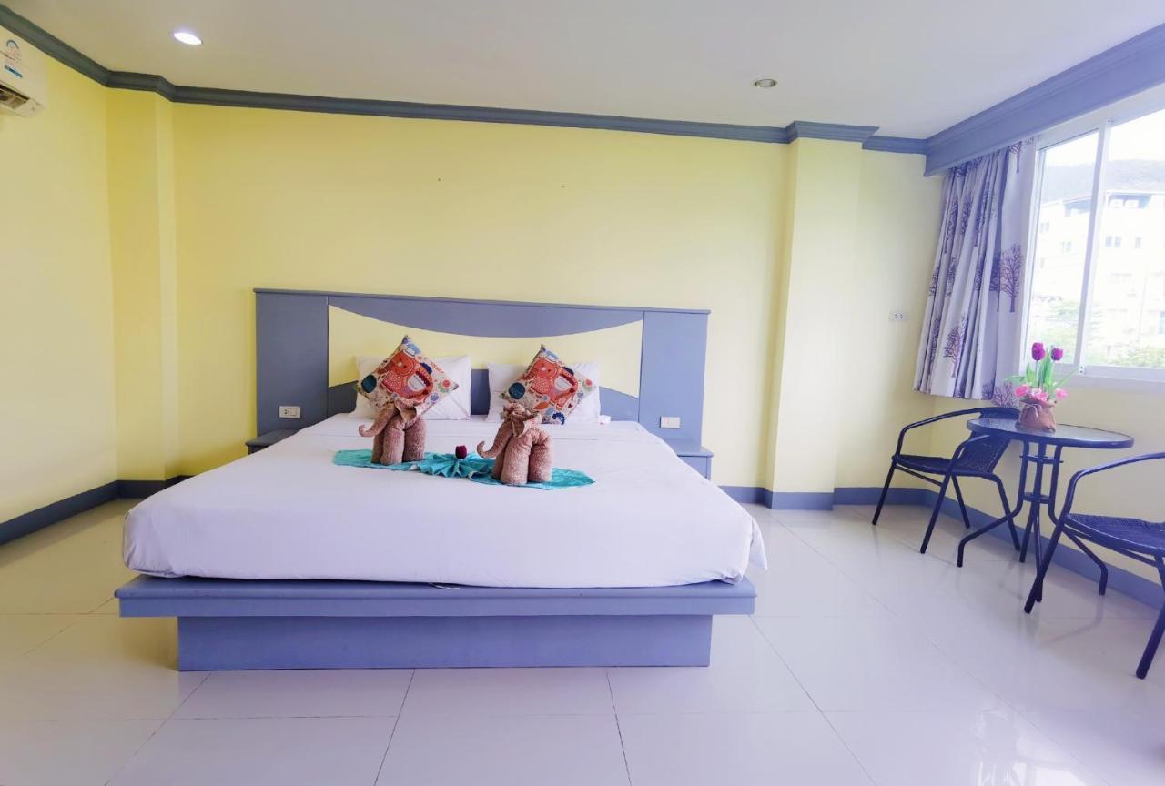 Отель  Boonyathon Hotel