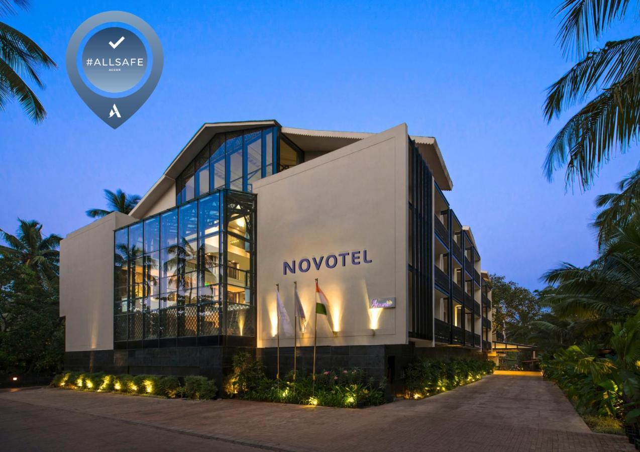 Курортный отель  Novotel Goa Resort & Spa