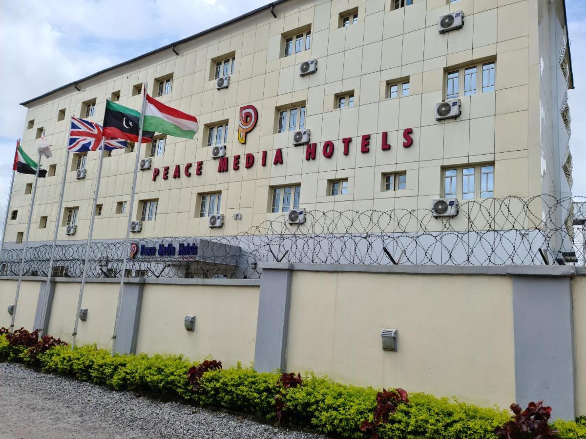 Отель Отель Peace Media Hotels