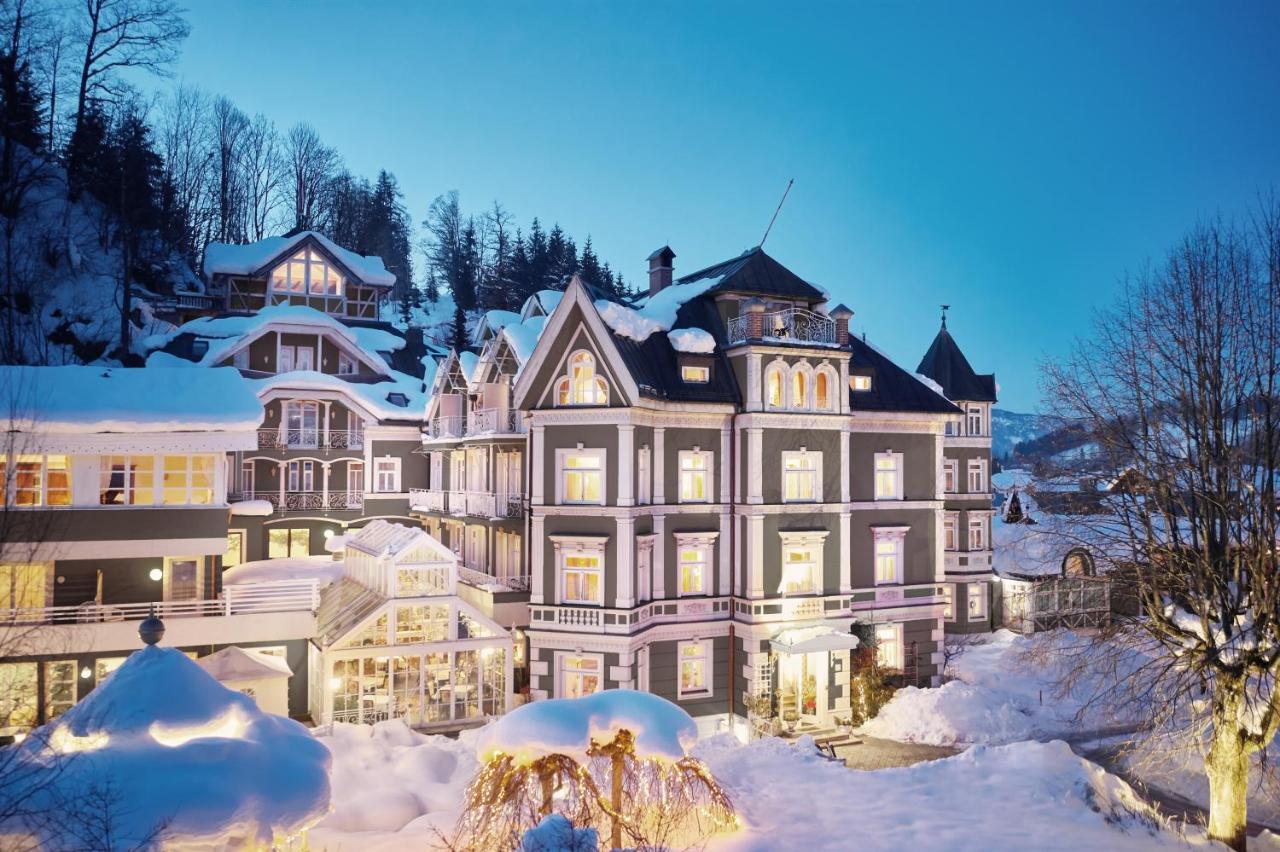 Отель  ERIKA Boutiquehotel Kitzbühel, Neueröffnung 12-2020