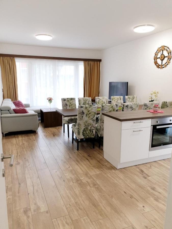 Апартаменты/квартира  CityApartment MONIKA  - отзывы Booking