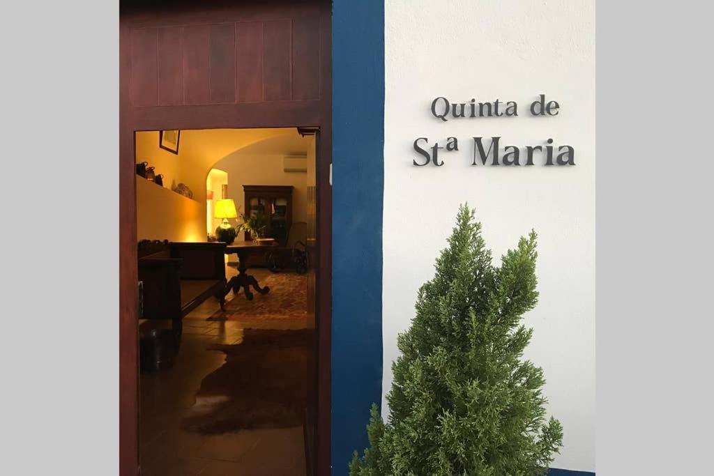 Вилла  Quinta De Santa Maria