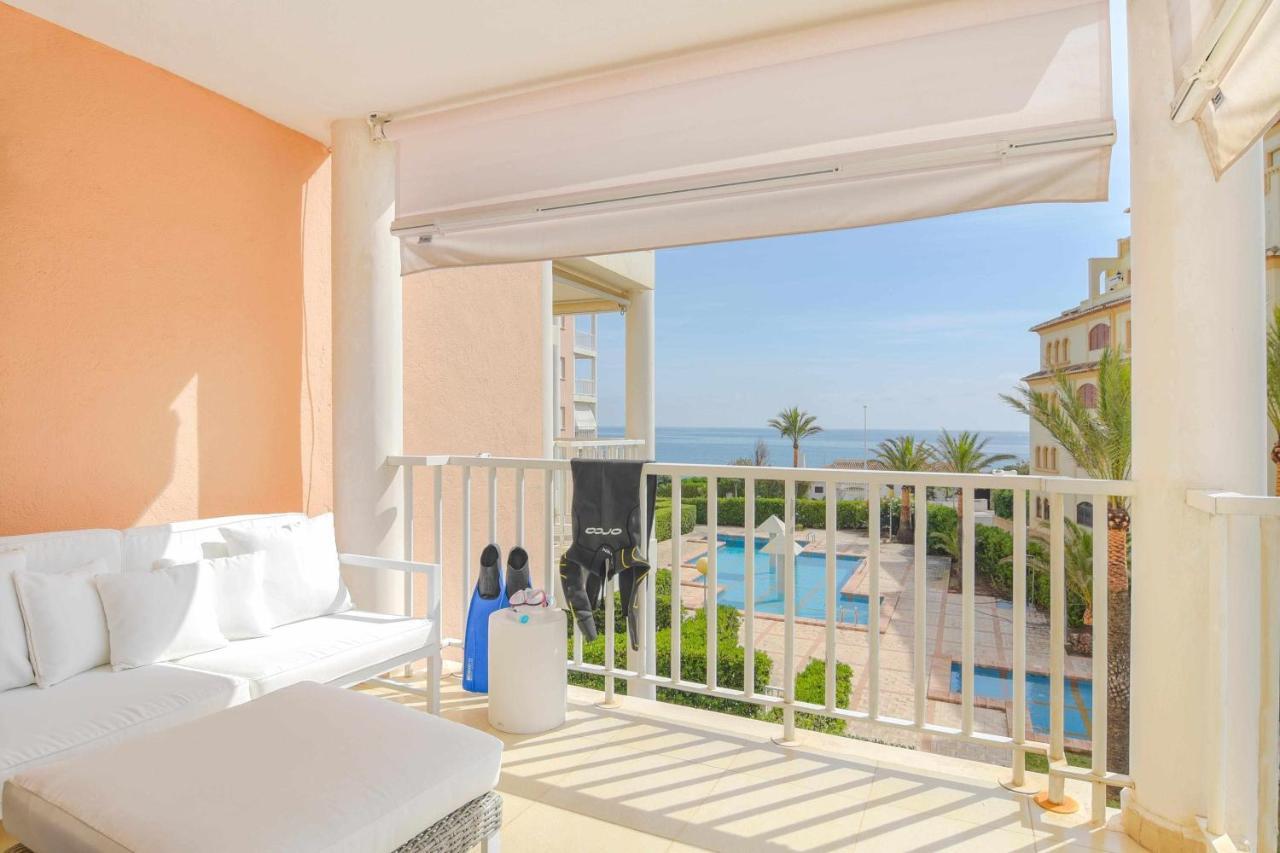Апартаменты/квартира Nuevo Increíbles vistas Playa desierta fibra aire acond y calefaccion - отзывы Booking
