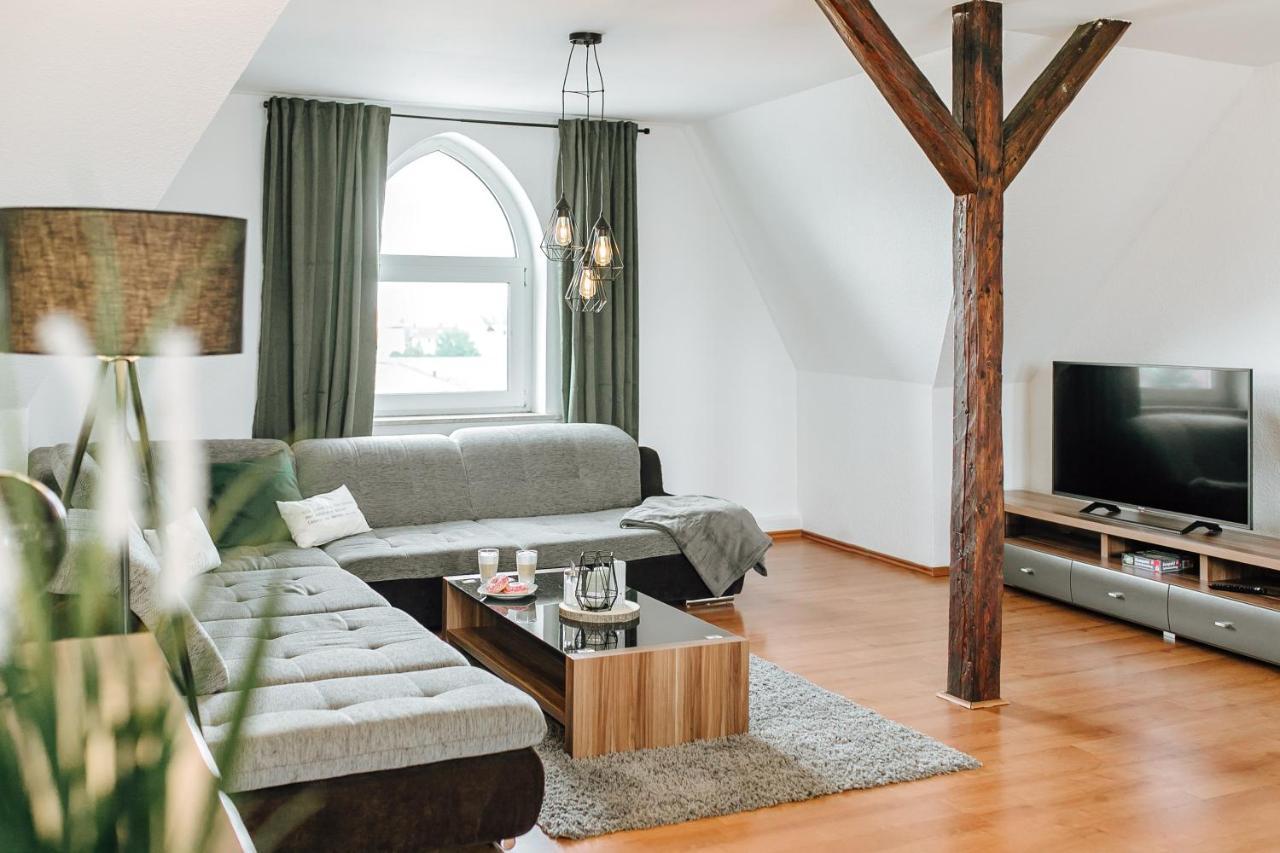 Апартаменты/квартира  Apartment an der Altstadt  - отзывы Booking