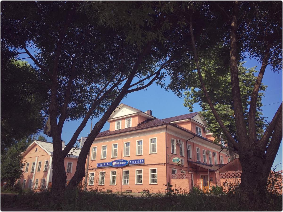 Отель Юрьево Подворье