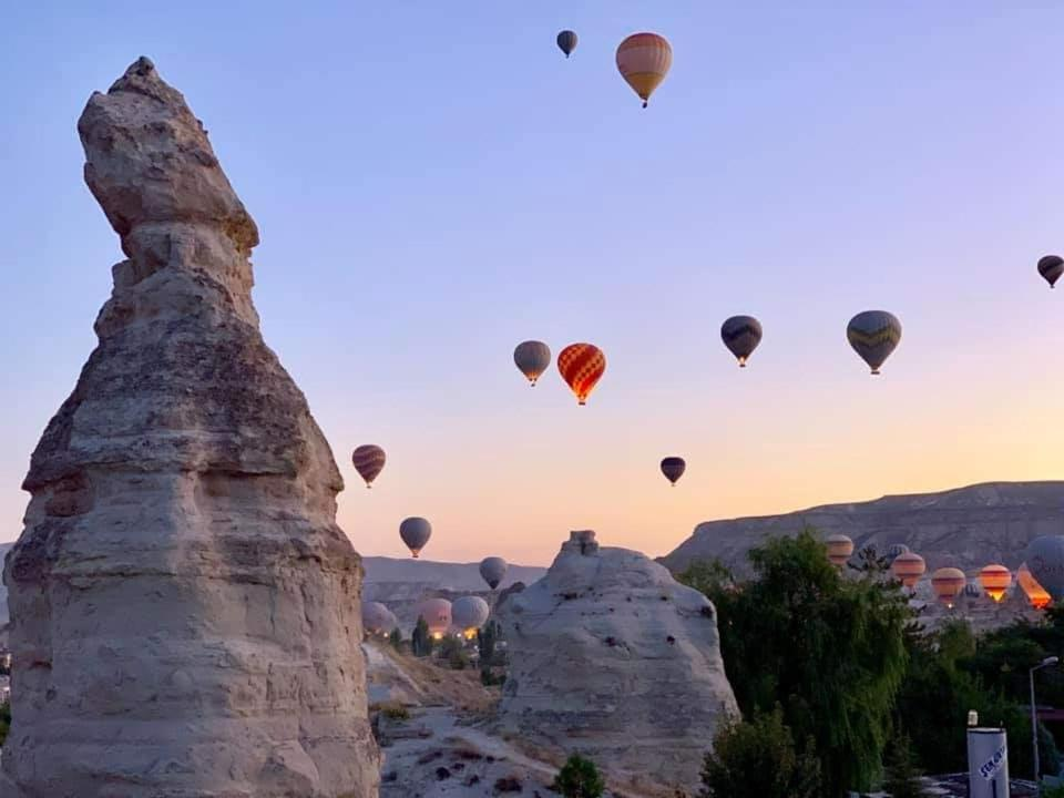 Фото Гостевой дом Anatolia cave hotel Pension