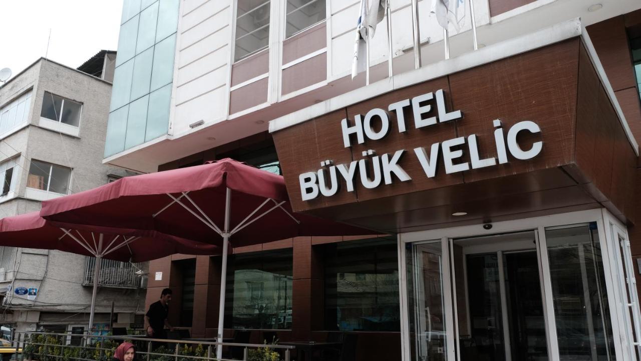 Отель  Отель  Buyuk Velic Hotel