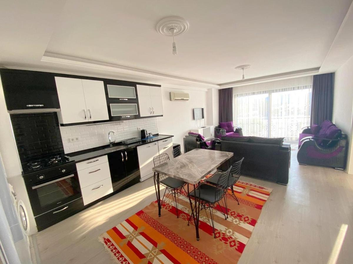Апартаменты/квартира  Fethiye Merkez Deniz Manzaralı Daire  - отзывы Booking