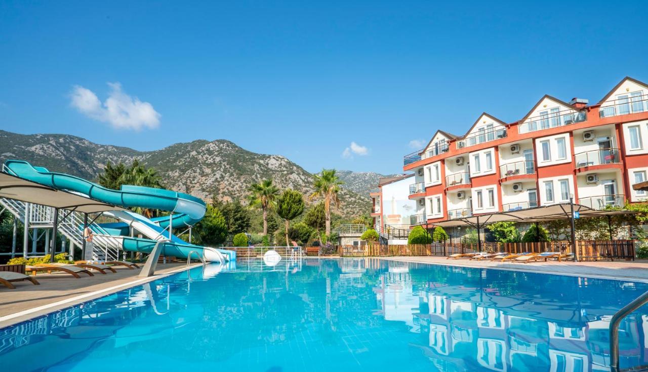 Отель  Adrasan Klados Hotel  - отзывы Booking