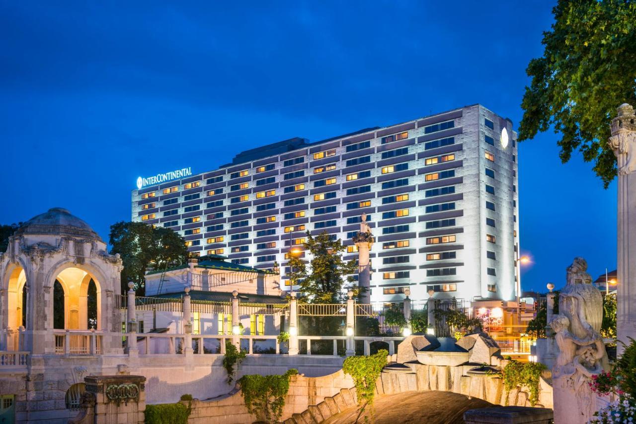 Отель  InterContinental Wien  - отзывы Booking