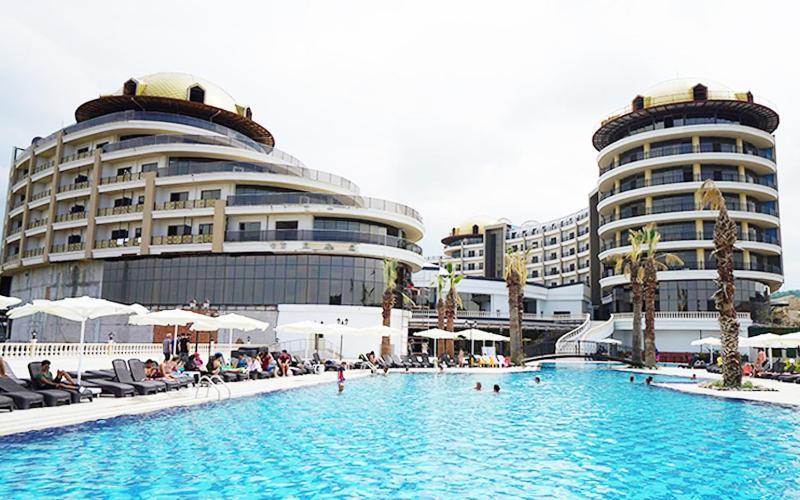 Отель  Terma City Hotel