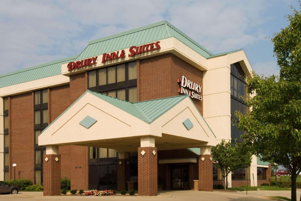 Отель  Drury Inn & Suites Champaign