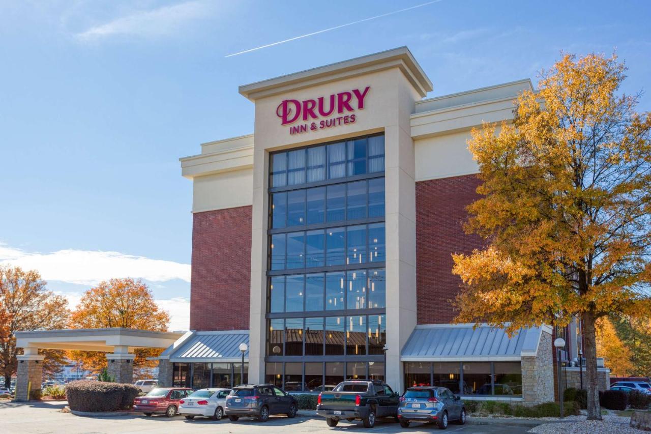 Отель  Отель  Drury Inn & Suites Atlanta Airport