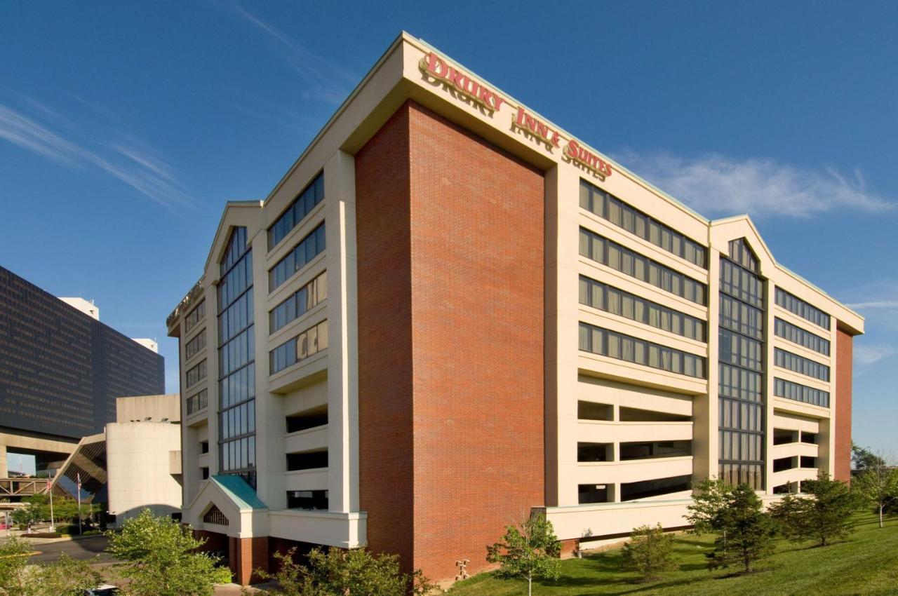 Отель Отель Drury Inn & Suites Columbus Convention Center