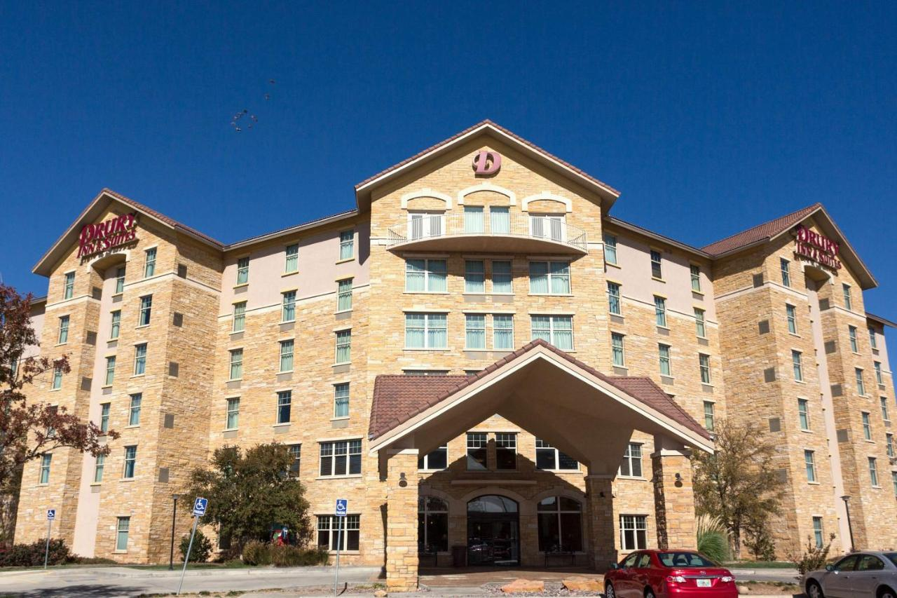 Отель  Drury Inn & Suites Amarillo