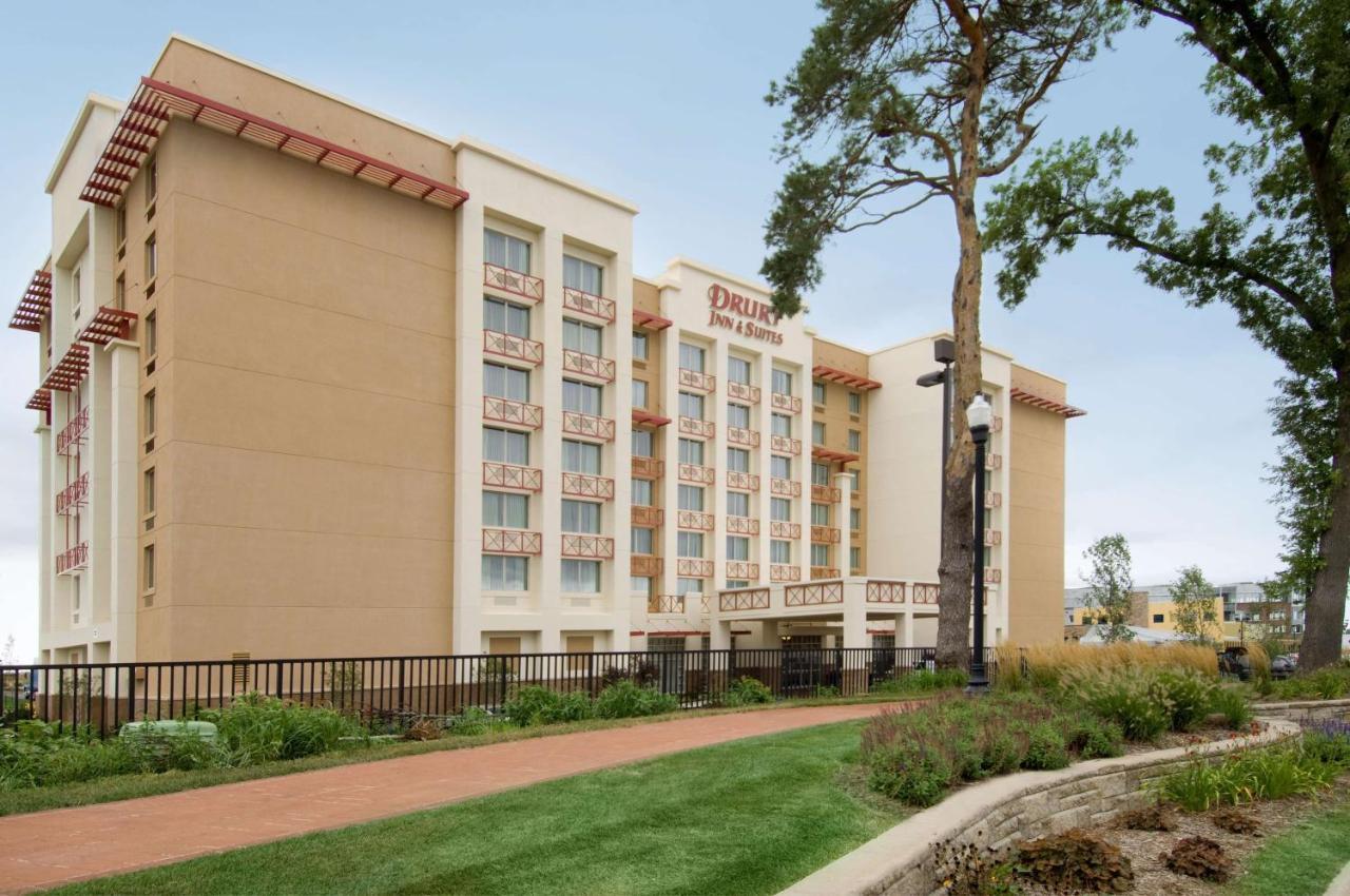 Отель  Отель  Drury Inn & Suites West Des Moines
