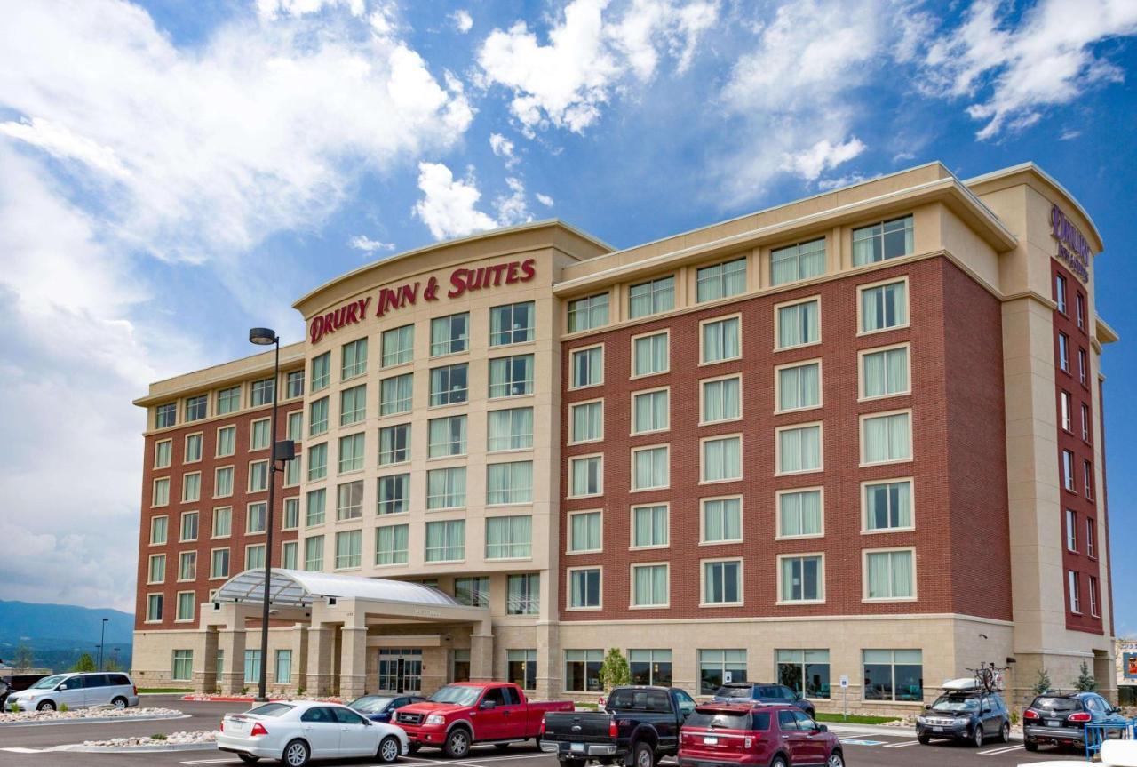Отель  Drury Inn & Suites Colorado Springs Near The Air Force Academy