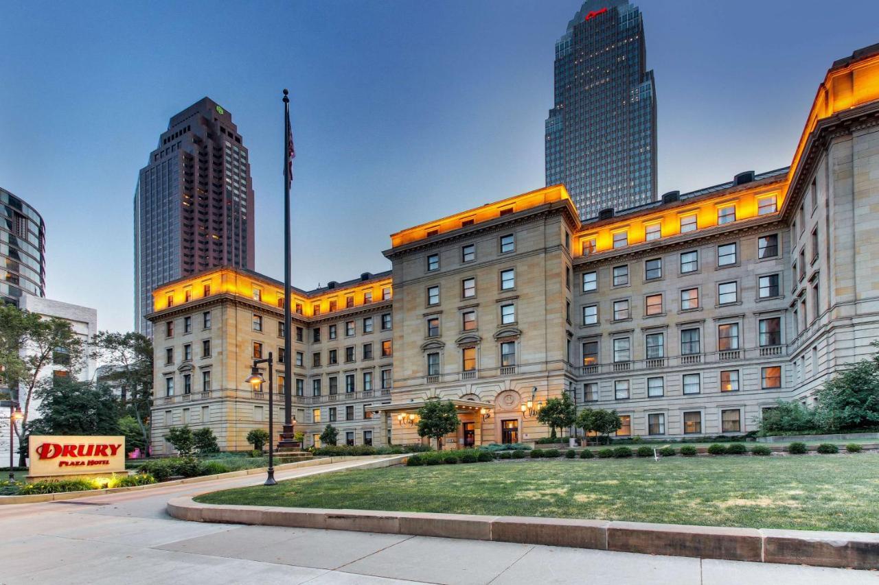 Отель  Отель  Drury Plaza Hotel Cleveland Downtown