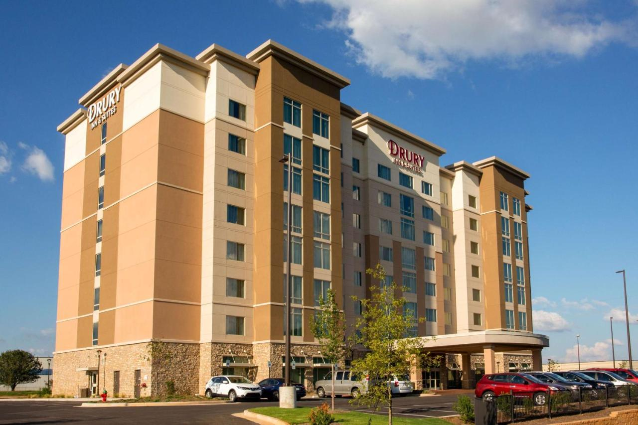 Отель  Drury Inn & Suites Huntsville Space & Rocket Center  - отзывы Booking