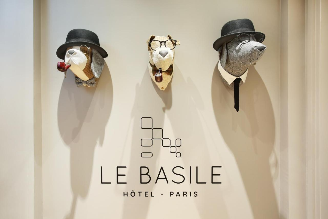 Отель  Hotel Le Basile  - отзывы Booking