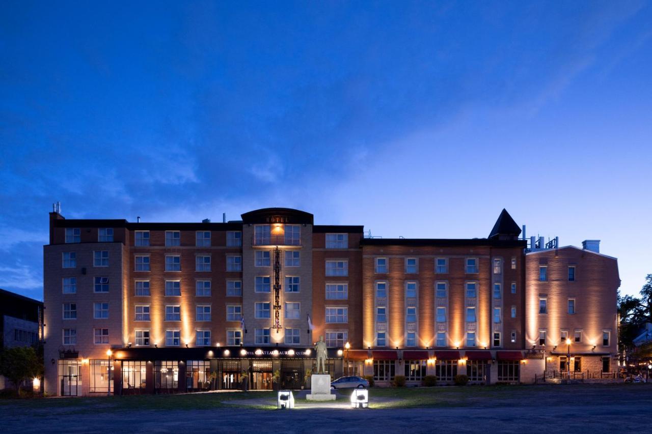 Отель  Hotel Chateau Laurier Québec