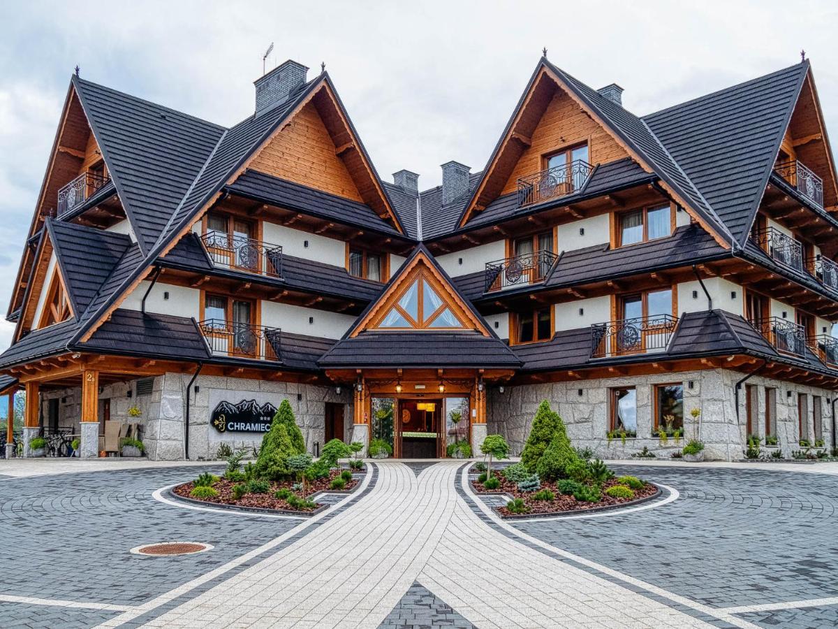 Курортный отель  CHRAMIEC