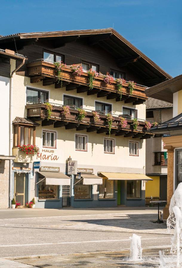 Отель типа «постель и завтрак»  Haus Maria