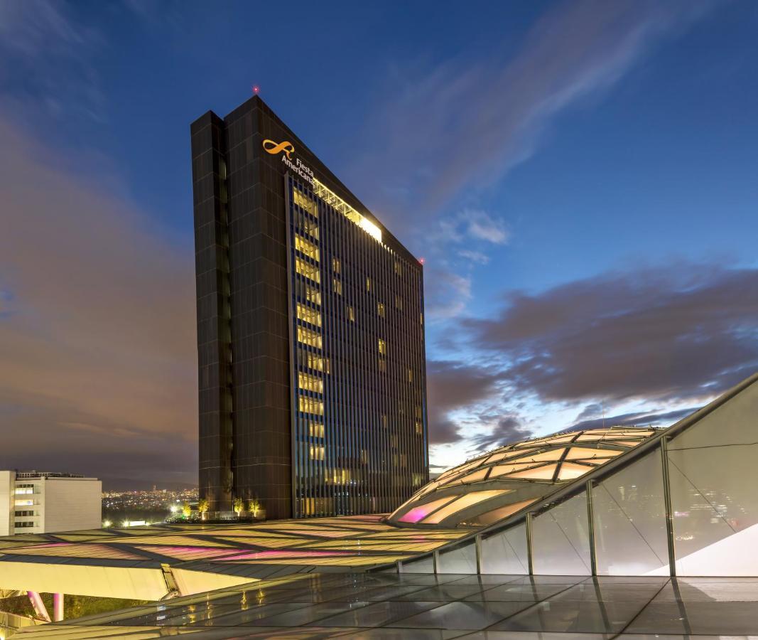 Отель  Fiesta Americana Ciudad de Mexico Toreo  - отзывы Booking